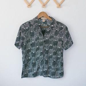 Wild Button Up Shirt